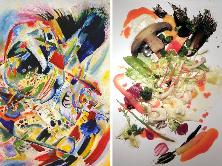 kandinsky-3x4-and salad