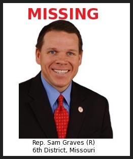 Graves Missing Poster